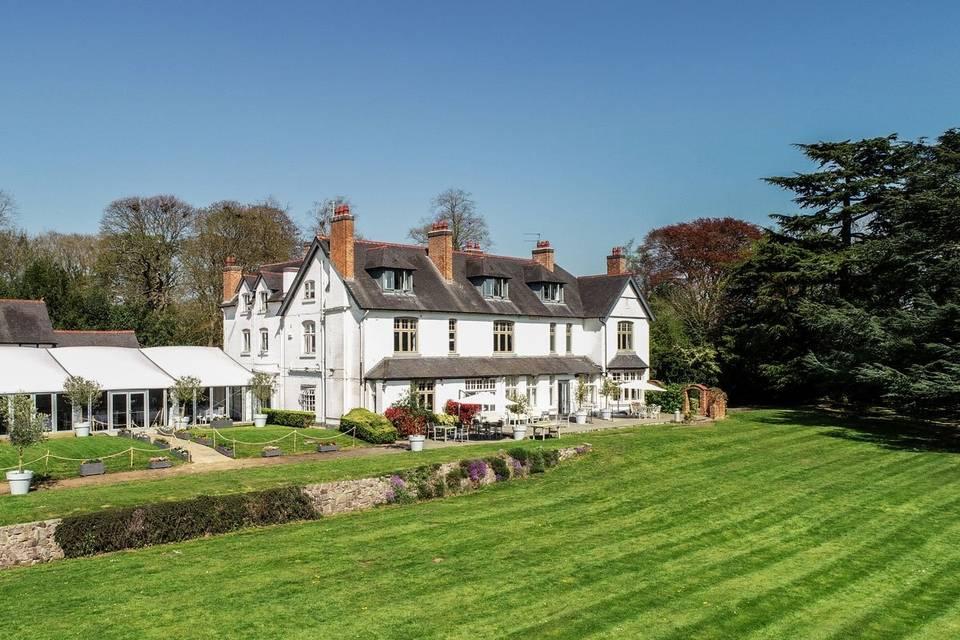 Ashton Lodge Country House - EXCLUSIVE USE VENUE