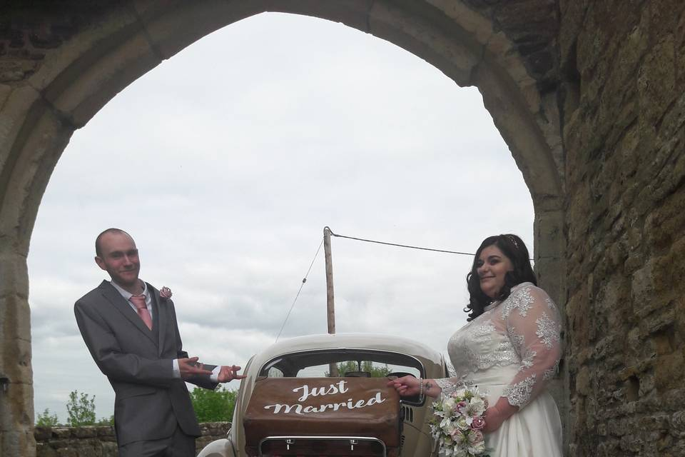 'Just Married' Case