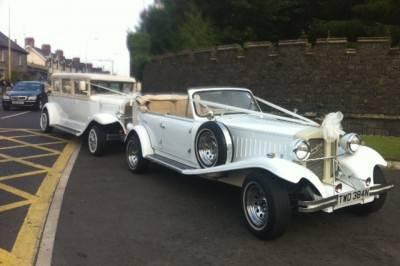Vintage Wedding Cars Armagh