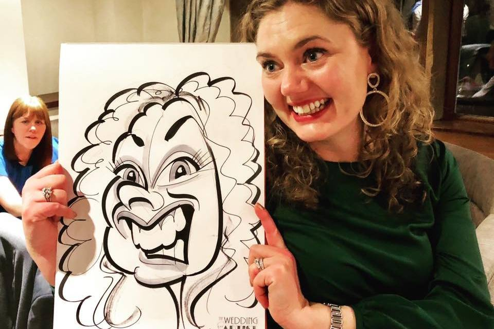 Spot On Caricatures