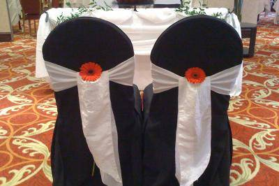 Chair covers Cheshire