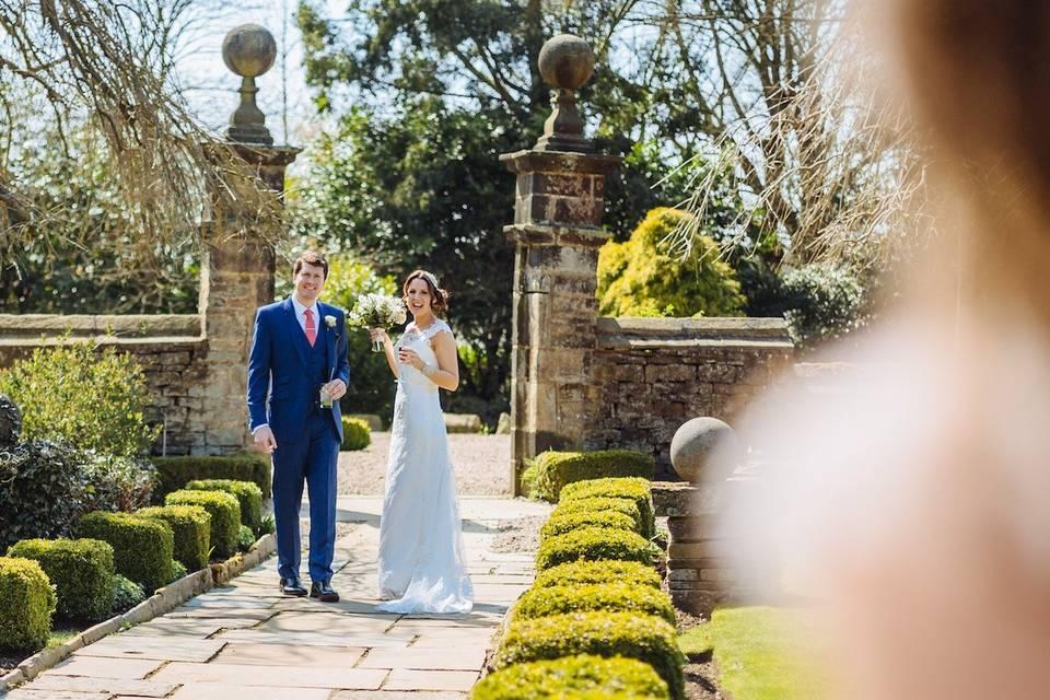 Top Yorkshire wedding venue