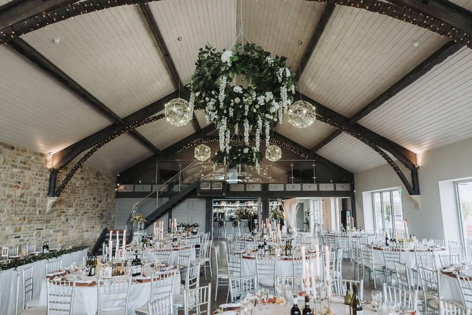 Yorkshire Wedding Barn 3