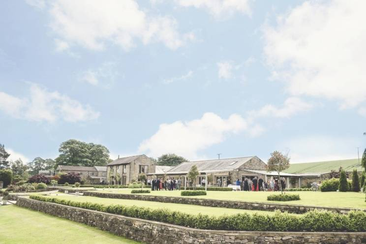 Yorkshire Wedding Barn 2