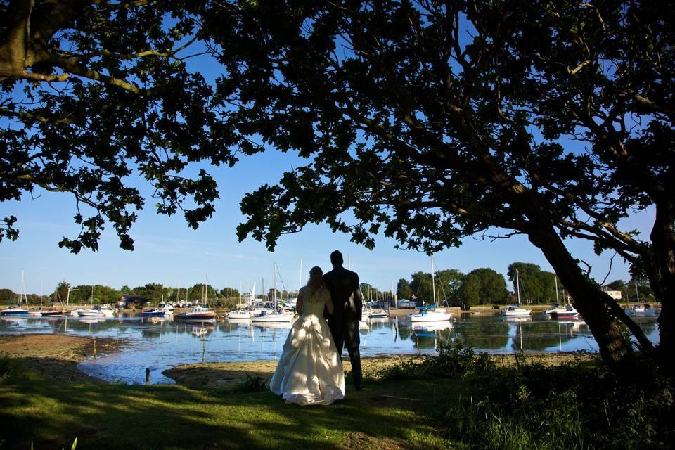 Weddings by the sea at Tournerbury!