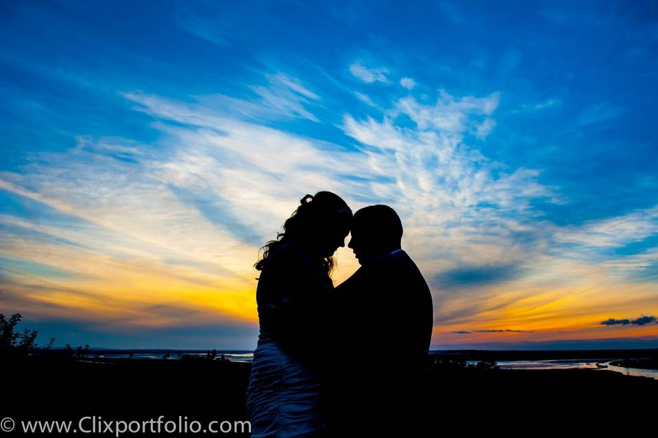 Wonderful Sun set