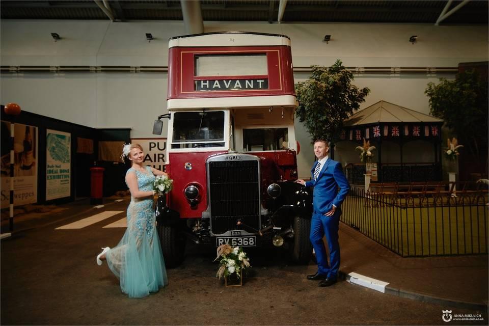 The Havant Bus