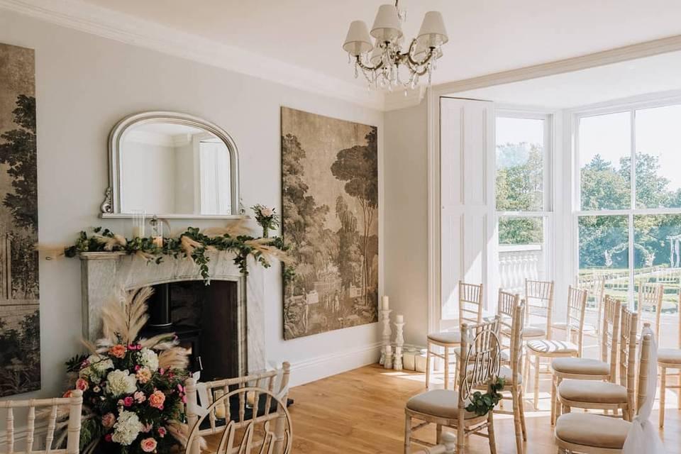 The Victorian Ceremony Room