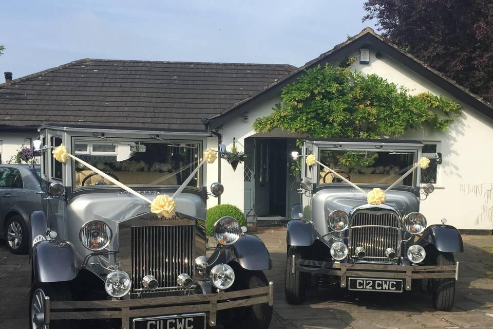 Churchtown Wedding Cars