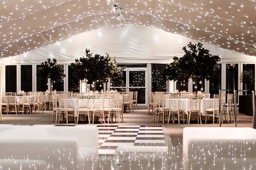 The Marquee Evening Reception