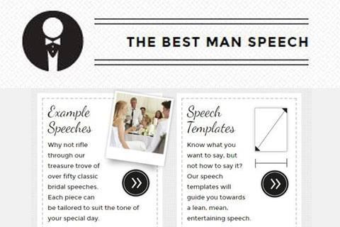 The Best Man Speech