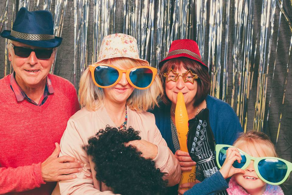 Instapic Hire - Photo Booth
