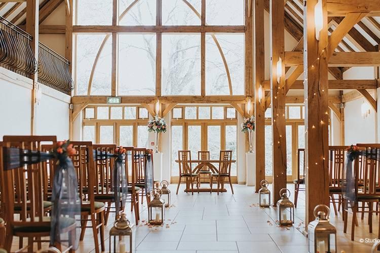 Rivervale Barn - Hampshire