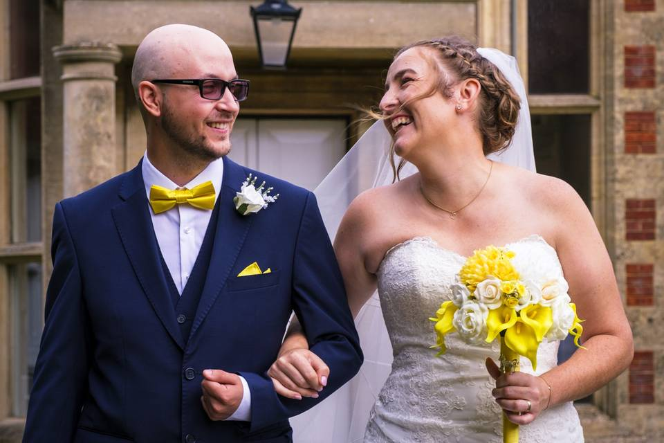 MacRaith Photography - Just married