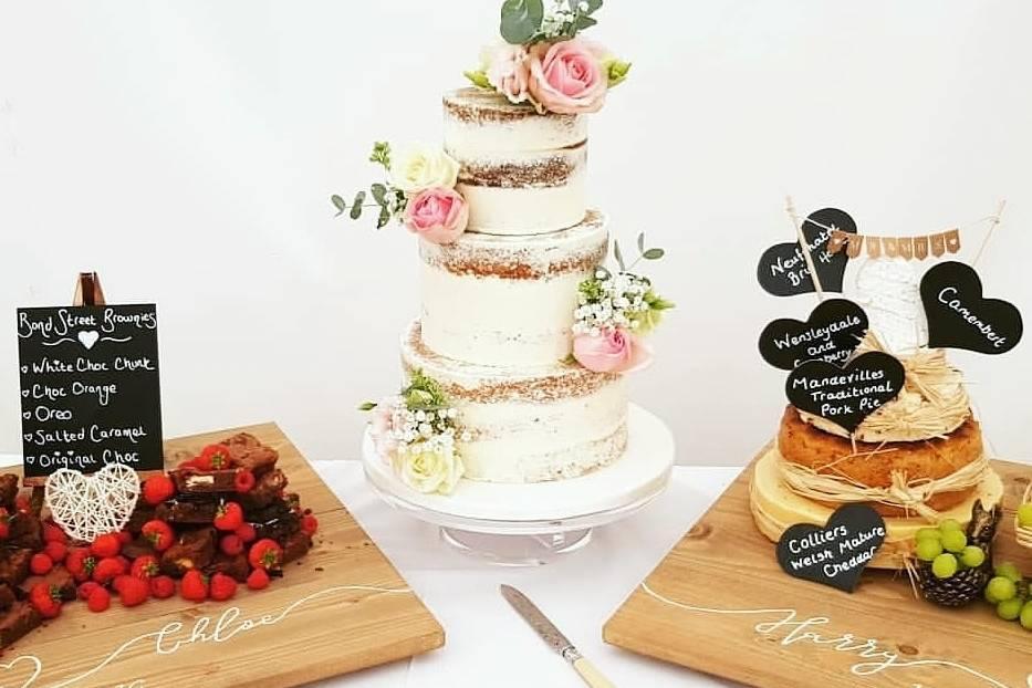 Cheshire Wedding Cakes