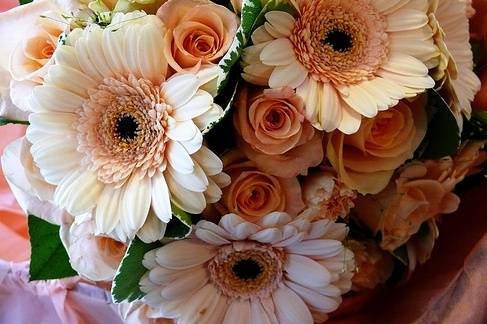 Glamour Puss Events - Wedding florist
