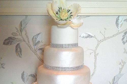 Traditional wedding cakes hamp