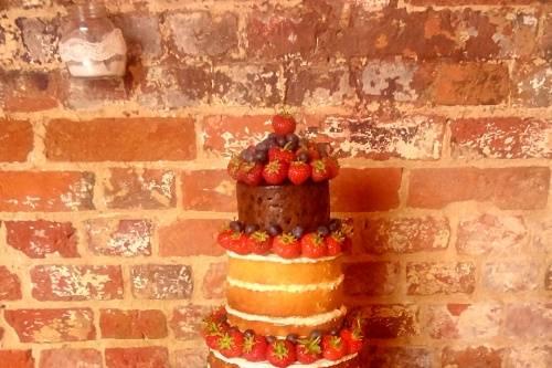 Naked cakes Hampshire