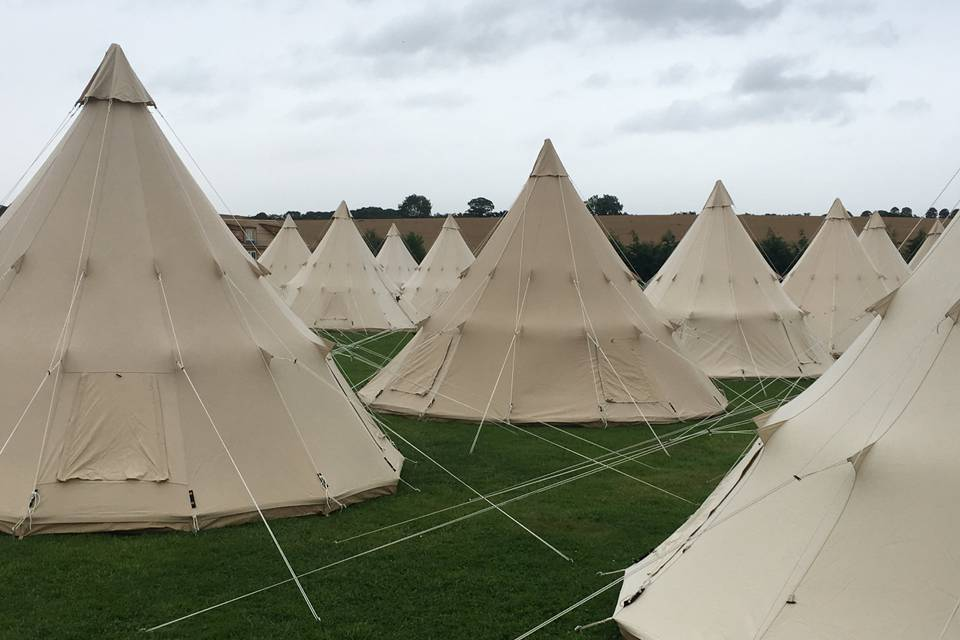 Northern Star Teepees