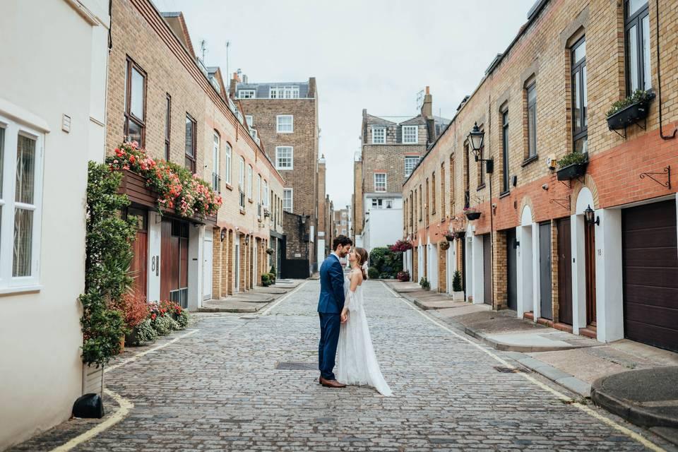 Marylebone Town Hall Wedding