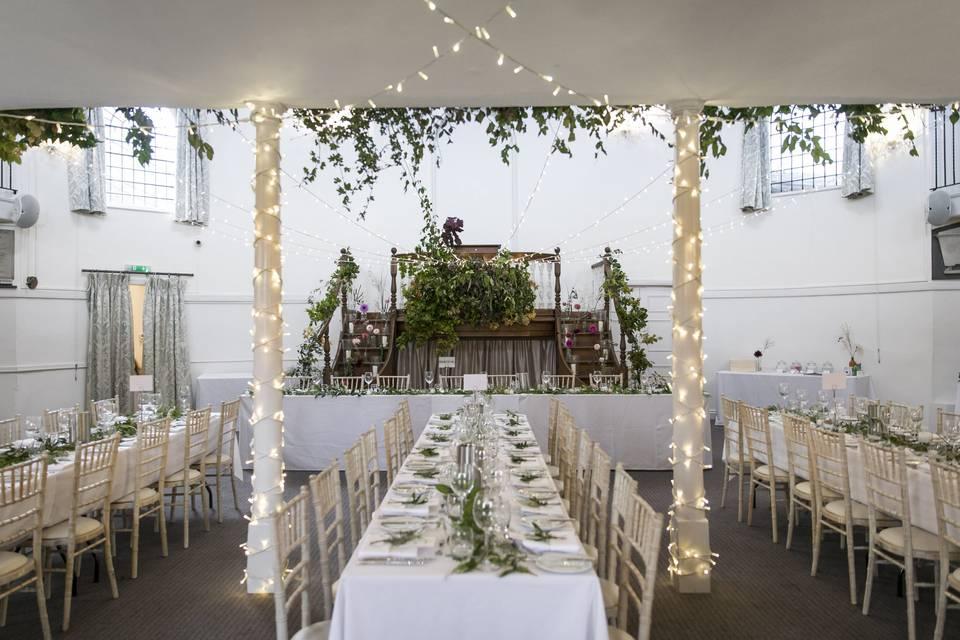 Banquet Wedding Breakfast