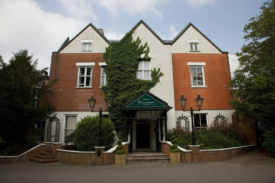 Coulsdon Manor Hotel and Golf Club