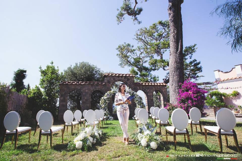 Angela Salzano Destination Wedding Planner