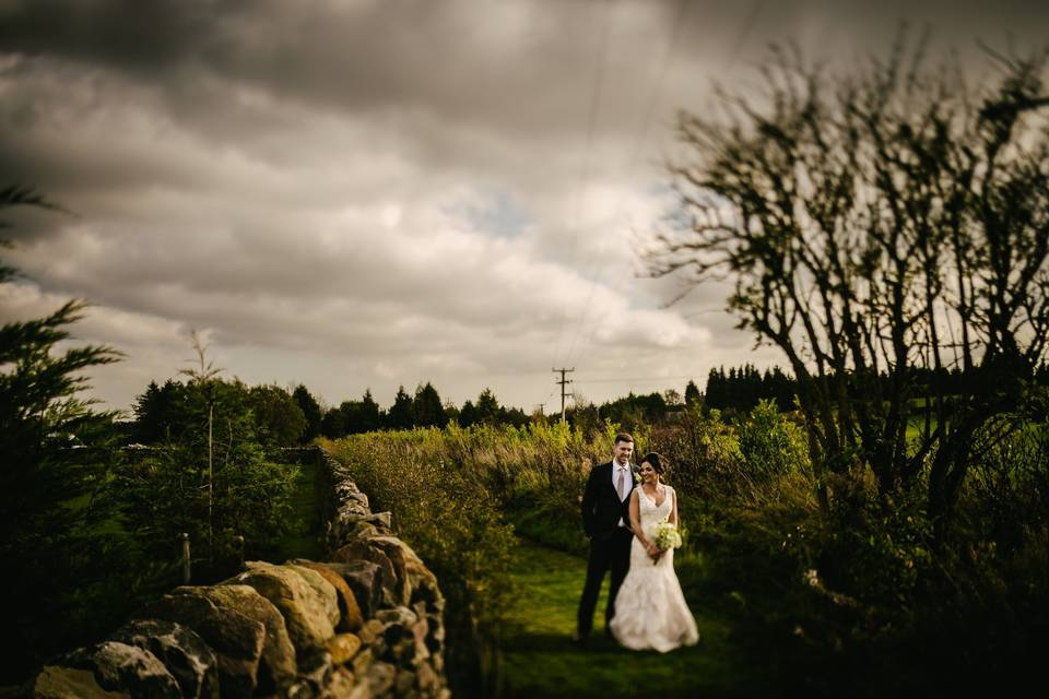 Lee Brown Photography - Outdoor wedding