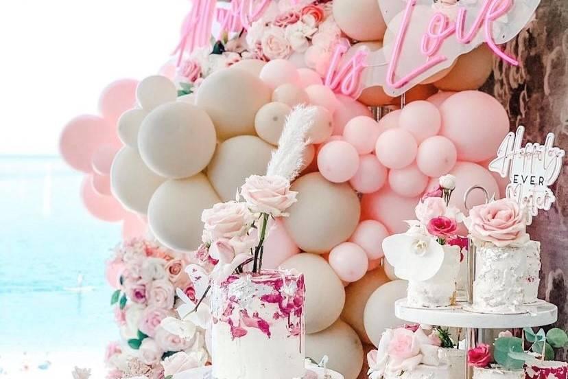 4 Wedding 2021 decoration
