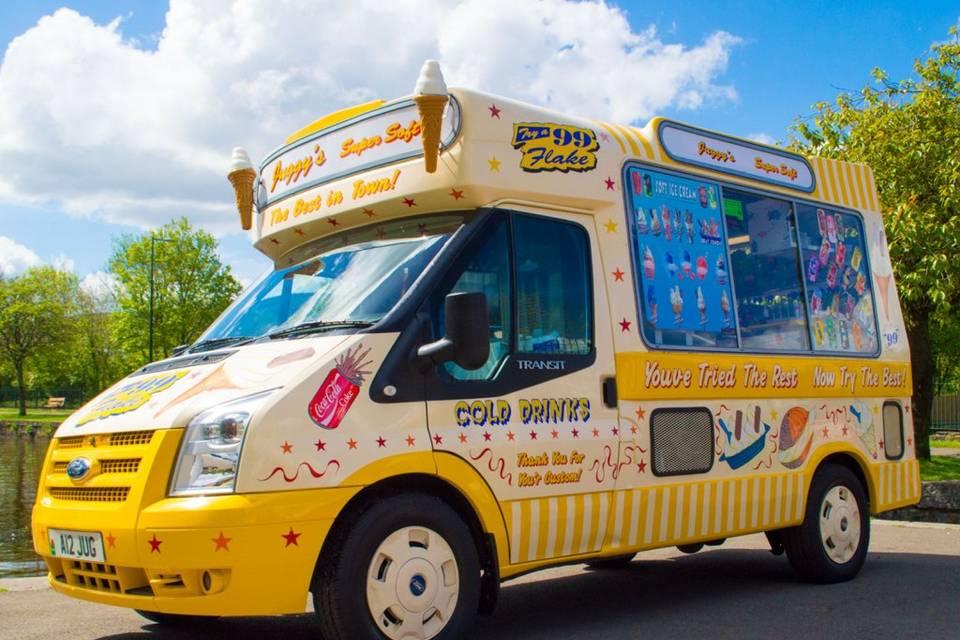 Juggy's Ice Cream