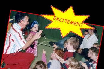 Children love the show