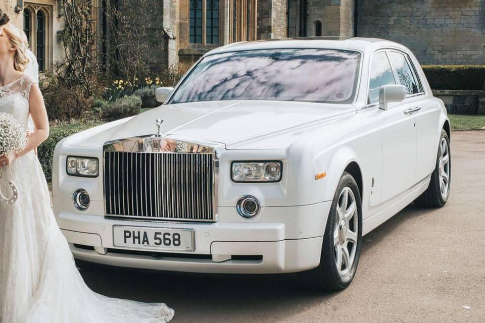 Azure Wedding Cars