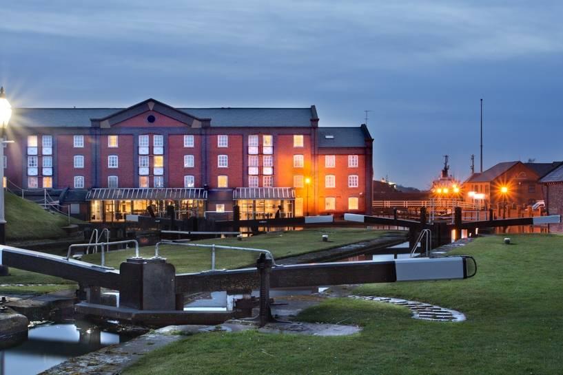 The Holiday Inn Ellesmere Port