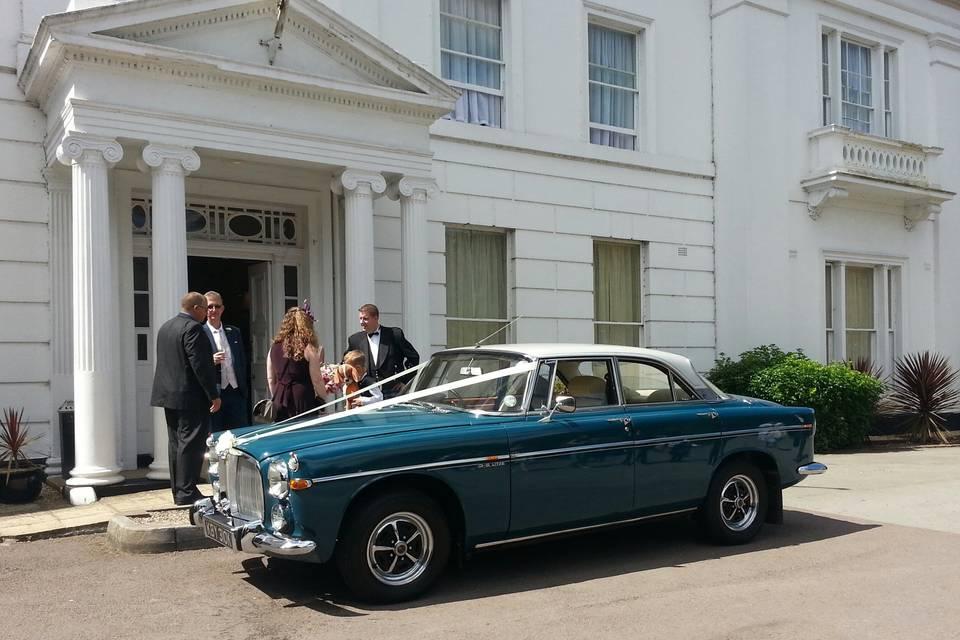 1971 Rover P5 V8