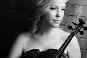 Acoustic wedding violinist