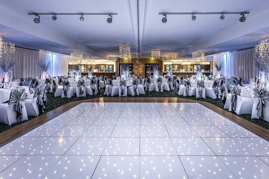 Winter Wonderland in our Function Suite