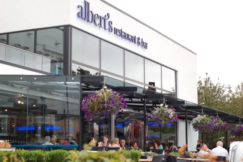 Albert's Restaurant and Bar