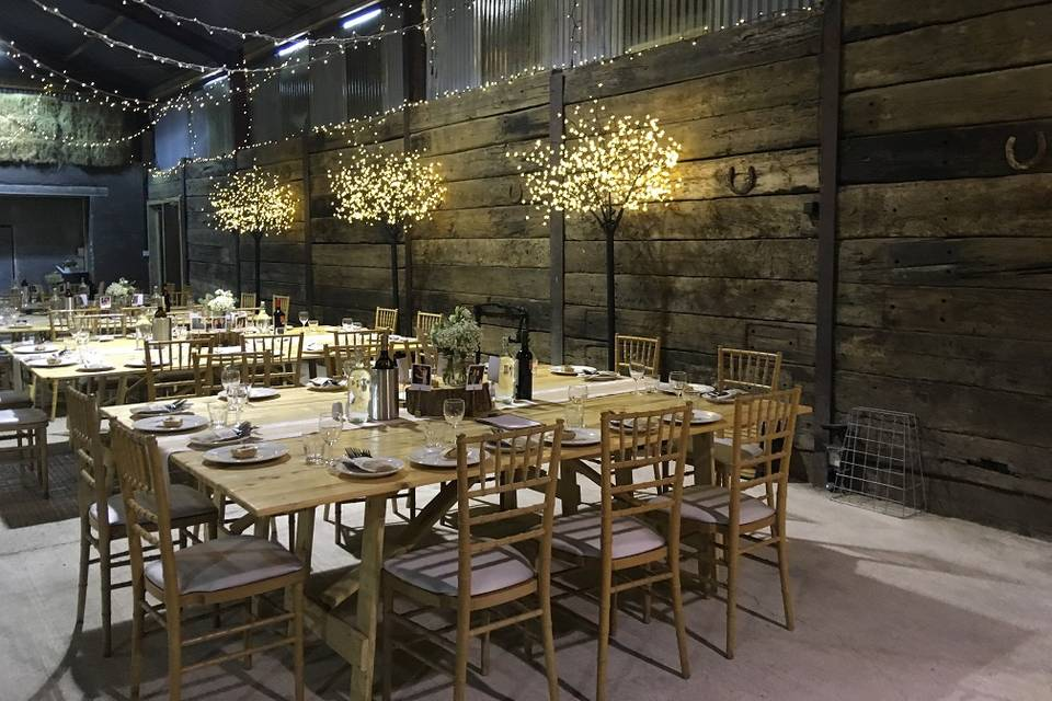 Harelaw Farm Country Weddings