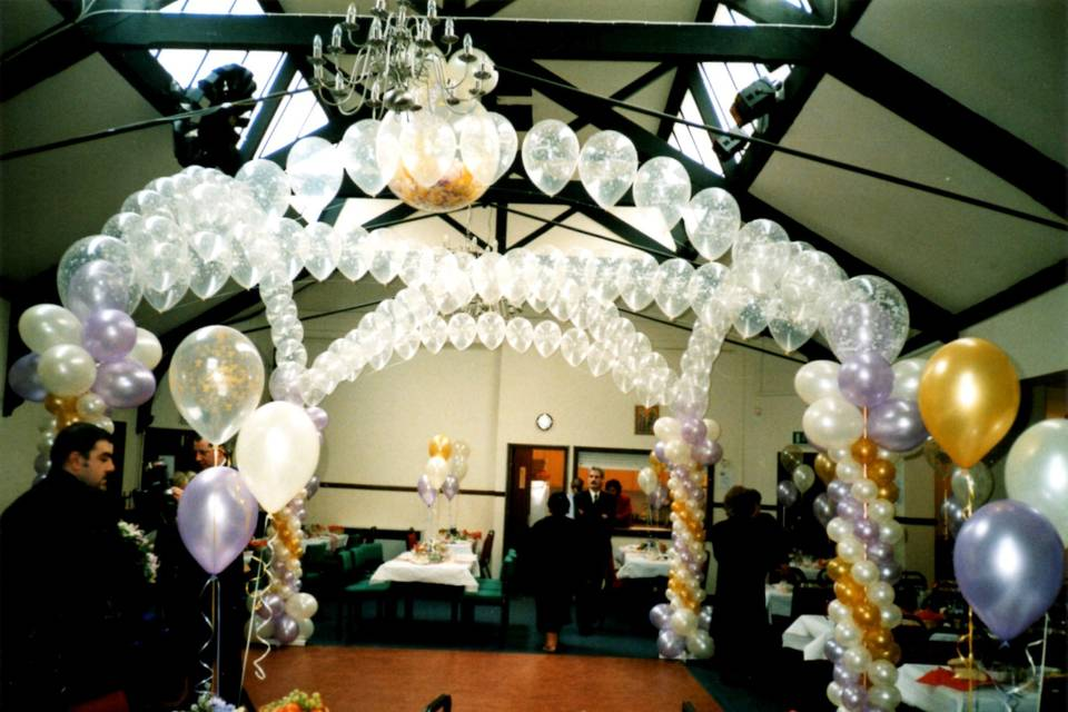 The Finishing Touch Balloons