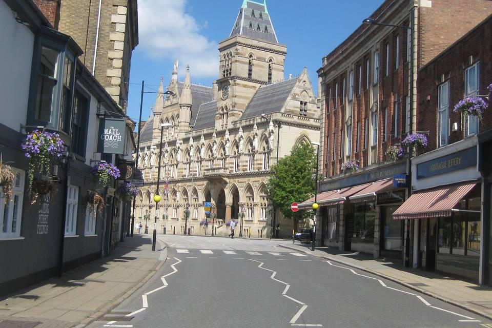 The Guildhall Northampton