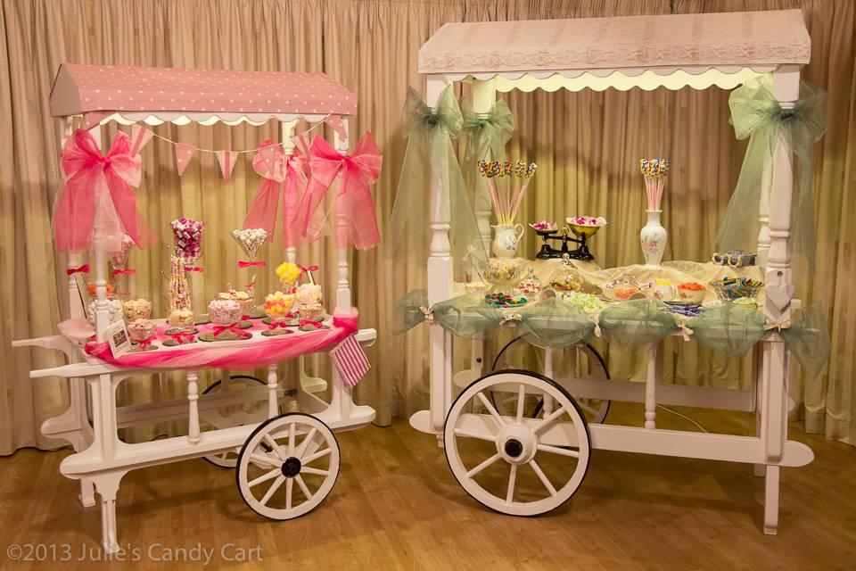 Julie's Candy Cart - Sweet Cart