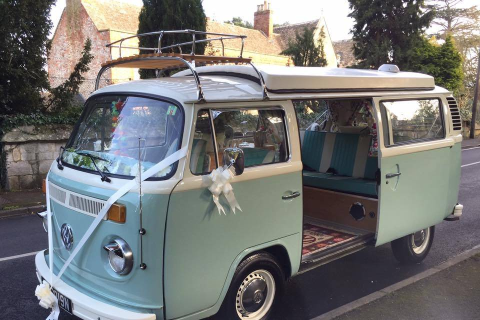 Cotswold Classic Campers