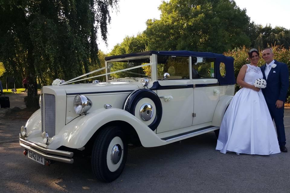 Limo-Scene Wedding Cars