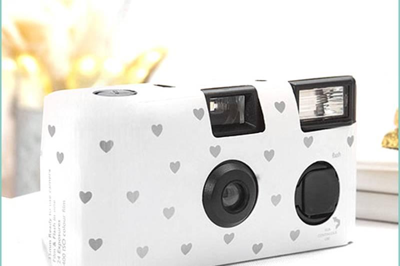 Disposable Wedding camera