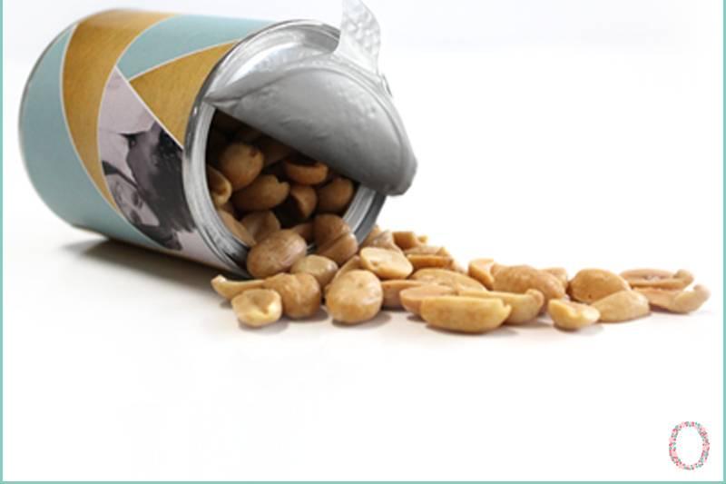 Peanut Wedding Favour