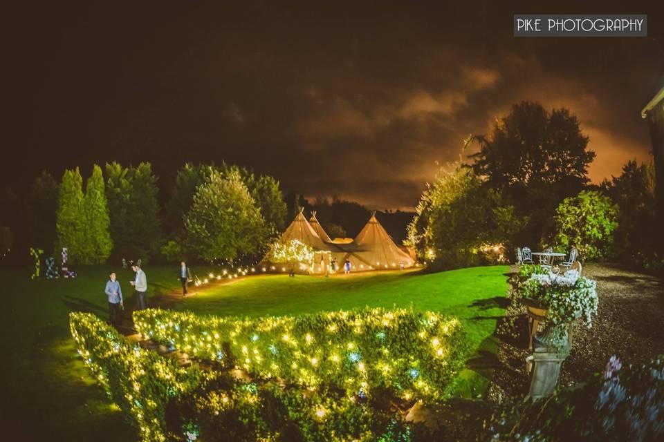 Lodge Farm House Country Wedding Venue