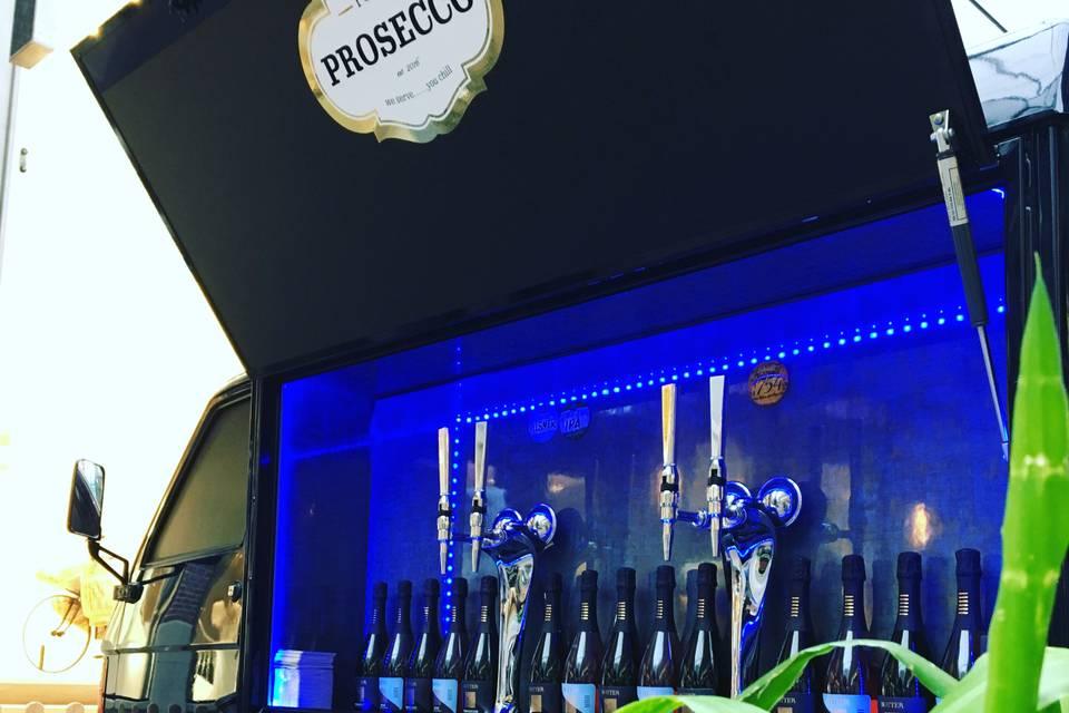 Pop Up Prosecco - Bar Hire