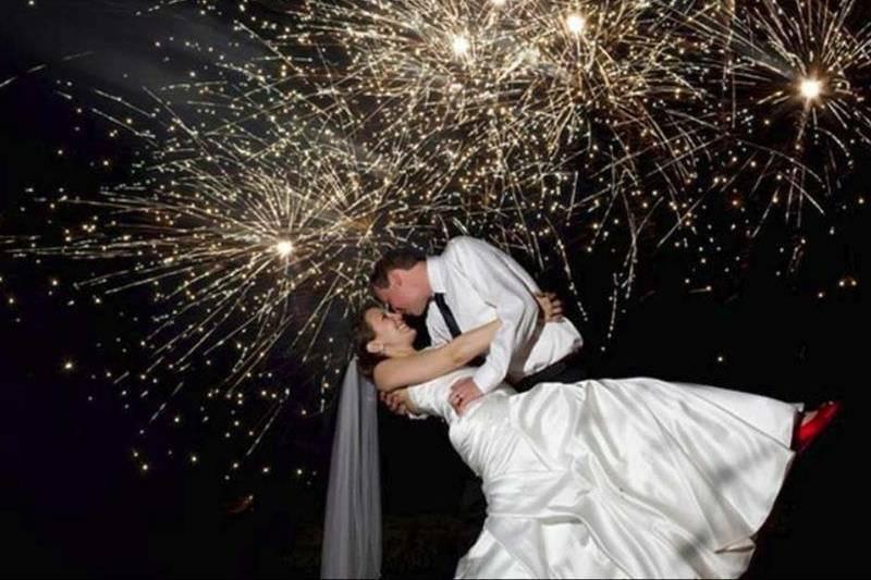 A sparkling celebration
