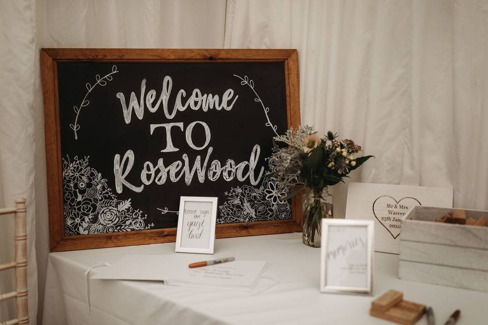 Welcome to Rosewood Pavilion