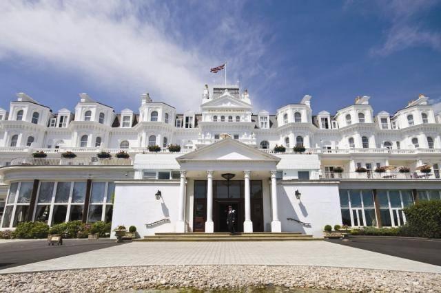 The Grand Hotel Ltd